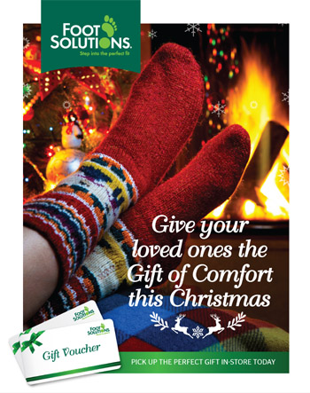 Foot Solutions Gift Vouchers