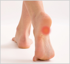 Woken Up With Heel Pain?