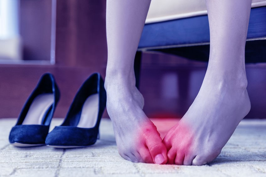 Does Wearing Nice Shoes Always Hurt Your Feet?
