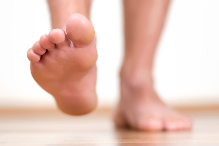 Flat Feet: A Guide to Fallen Arches